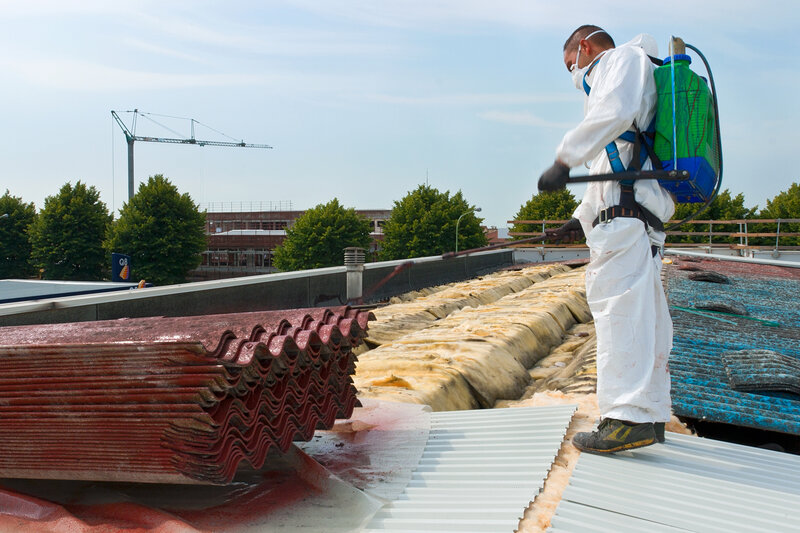 Asbestos Removal Companies in Hampshire United Kingdom