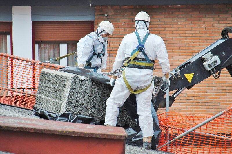 Asbestos Removal Contractors in Hampshire United Kingdom