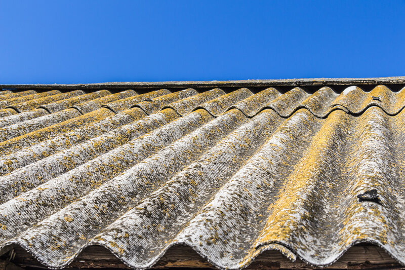 Asbestos Garage Roof Removal Costs Hampshire United Kingdom